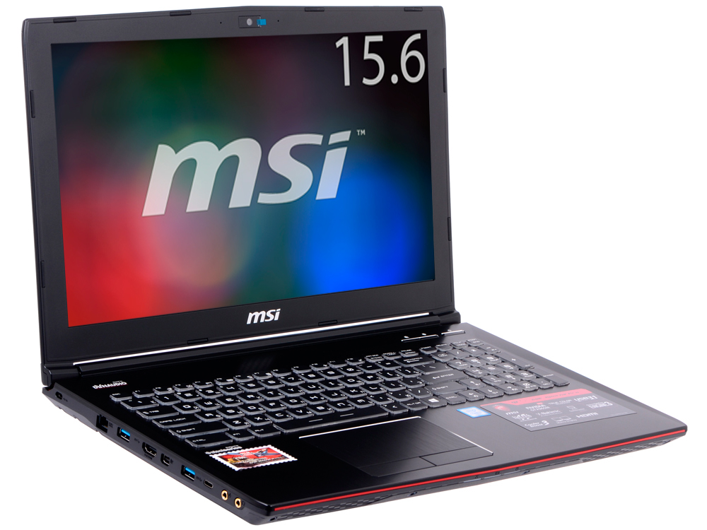 GE62 6QE(Apache Pro)-461RU ноутбук msi gs43vr 7re 094ru phantom pro 9s7 14a332 094