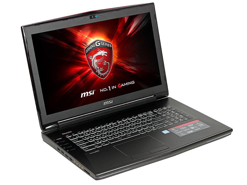 GT72S 6QE(Dominator Pro G)-1274RU ноутбук msi gt72s 6qe 072 dominator pro g 9s7 178211 072