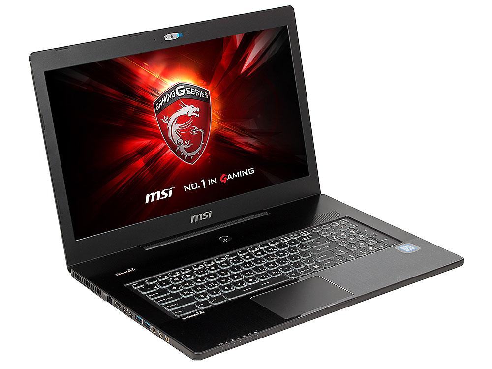 GS72 6QE(Stealth Pro)-436RU ноутбук msi gs72 6qe 436ru 9s7 177514 436