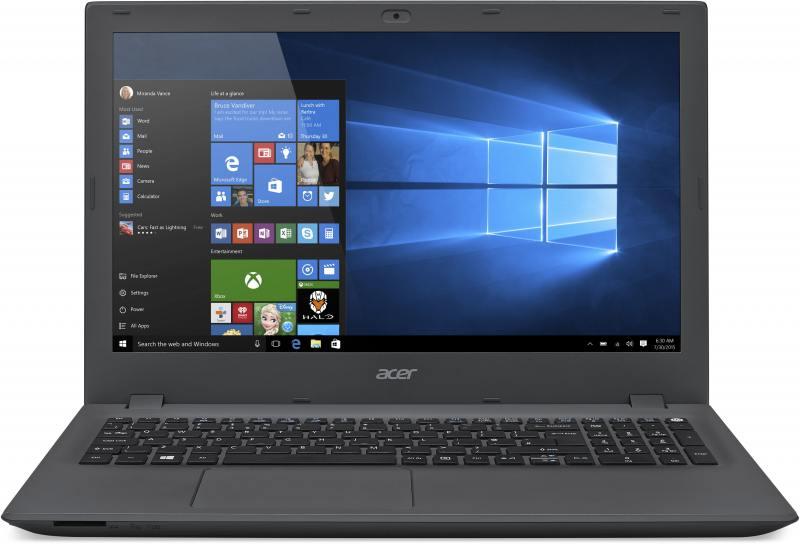 Ноутбук Acer Aspire E5-573-372Y (NX.MVHER.077) i3-5005(2.0)/4GB/500GB/15.6