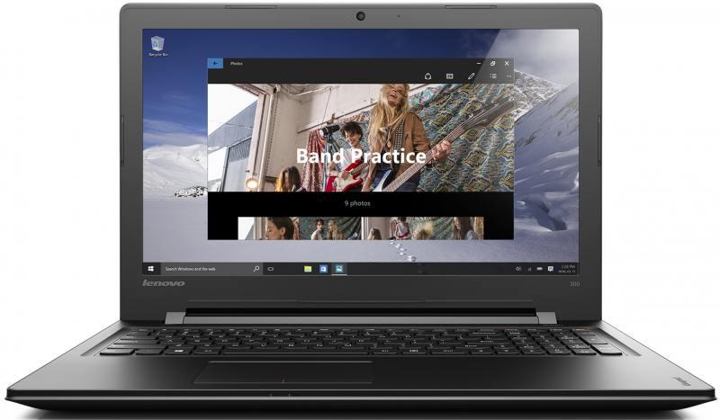 Ноутбук Lenovo IdeaPad 300-15ISK 80Q701JRRK Intel Core i5-6200U/4Gb/1Tb/15.6