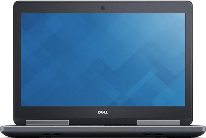 Ноутбук DELL Precision 7510 7510-5810 Intel Core i7-6820HQ/16Gb/1Tb + 512 SSD/15.6
