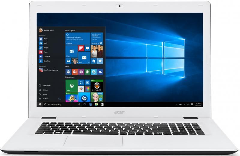 Ноутбук Acer Aspire E5-772G-38UY NX.MVCER.005 Intel Core i3-5005U/4Gb/1Tb/17.3/1600x900/nVidia GeForce GT 920M 2048 Мб/DVD-RW/Windows 10 Home/black ноутбук acer aspire e5 772g 38uy nx mvcer 005 nx mvcer 005