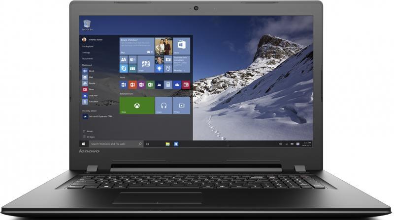 Ноутбук Lenovo IdeaPad B7180 Intel Pentium-4405U/4GB/500Gb/17.3