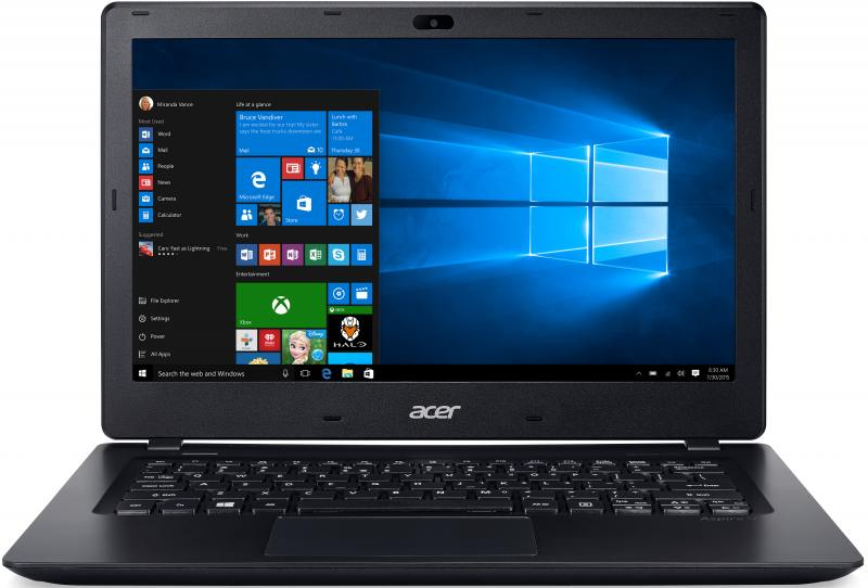 Ноутбук Acer Aspire V3-372-77E3 13.3 1920x1080 Intel Core i7-6500U SSD 256 8Gb Intel HD Graphics 52