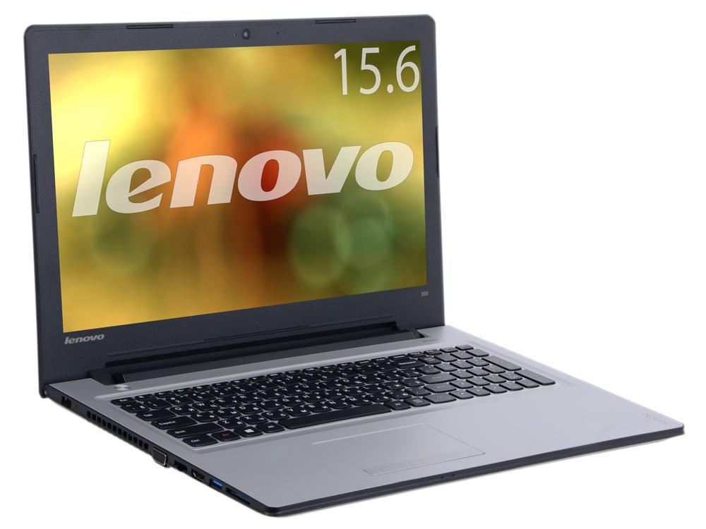 Ноутбук Lenovo IdeaPad 300-15ISK 80Q701JSRK Intel Core i5-6200U/4Gb/1Tb/15.6/1366x768/Radeon R5 M430 2048 Мб/DVD±RW/Windows 10 Home/silver ноутбук lenovo ideapad 300 15isk core i5 6200u 2 3ghz 15 6 4gb 500gb dvd radeon r5 m430 w10 silver 80q701jnrk