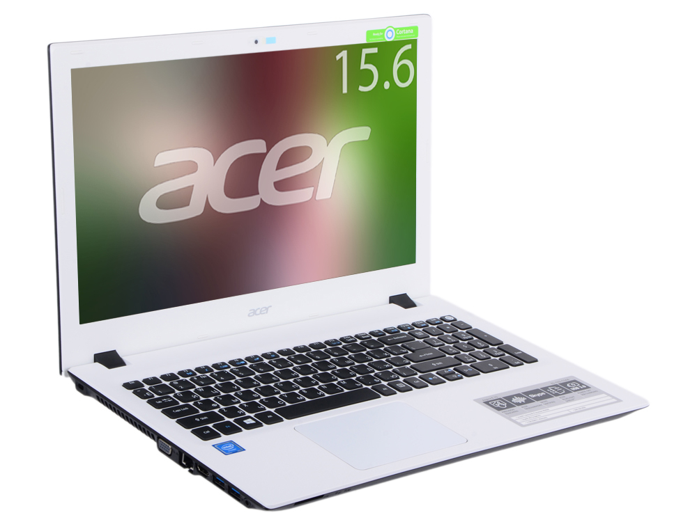 Ноутбук Acer Aspire E5-532-P6LJ (NX.MYWER.009) Pentium N3700 (1.6)/2GB/500GB/15.6 1366x768/Int:Intel HD/DVD нет/Bluetooth/Win10 Black ноутбук acer aspire e5 532 c54h nx myver 019