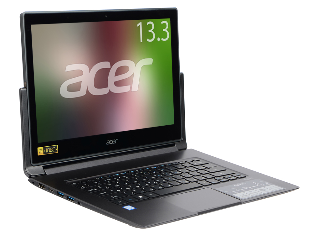 все цены на Ноутбук Acer Aspire R7-372T-553E NX.G8SER.006 i5-6200U (2.3) / 8Gb / 128Gb SSD / 13.3