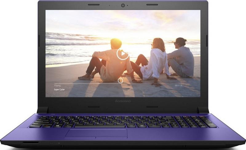 Ноутбук Lenovo IdeaPad 305-15IBD 80NJ00R6RK Intel Core i3-5005U/4Gb/1Tb /15.6 1366x768 /AMD Radeon R5 M330 2048 Мб/DVD±RW/Windows 10/purple ноутбук lenovo ideapad b5080 15 6 1366x768 intel core i3 5005u 80ew05ldrk