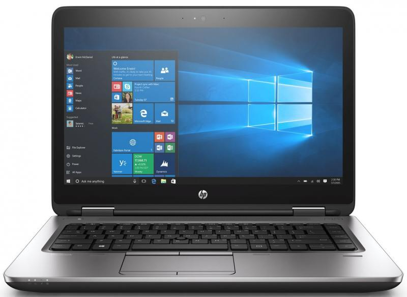 Ноутбук HP ProBook 640 G2 14 1366x768 Intel Core i5-6200U 500Gb 4Gb Intel HD Graphics 520 черный Wi ноутбук hp probook 440 14 1366x768 матовый i3 6100u 2 3ghz 4gb 500gb hd520 bluetooth wi fi win7pro win10pro серебристо черный p5r31ea