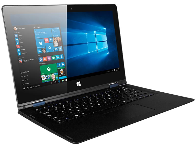Ноутбук Prestigio Visconte Ecliptica Atom x5-Z8300 (1.44)/2GB/32GB/13.3
