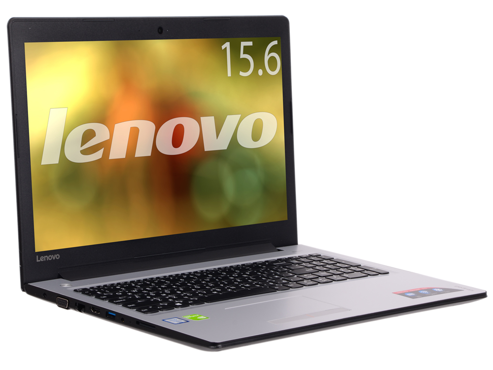 Ноутбук Lenovo IdeaPad 310 (80SM00VQRK) 15,6 HD/ Intel i3-6100U/ 4Gb/ 500Gb/ nVidia G920MX 2Gb/ DVD-RW/ WiFi/ BT/ Windows 10/ Silver ноутбук lenovo ideapad 310 15isk core i3 6100u 6gb 1tb dvd rw nvidia geforce 920mx 2gb 15 6 hd 1920x1080 windows 10 silver wifi bt cam