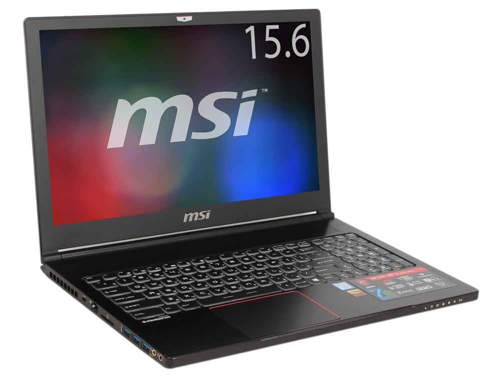 GS63VR 7RF(Stealth Pro 4K)-409RU ноутбук msi gs43vr 7re 094ru phantom pro 9s7 14a332 094