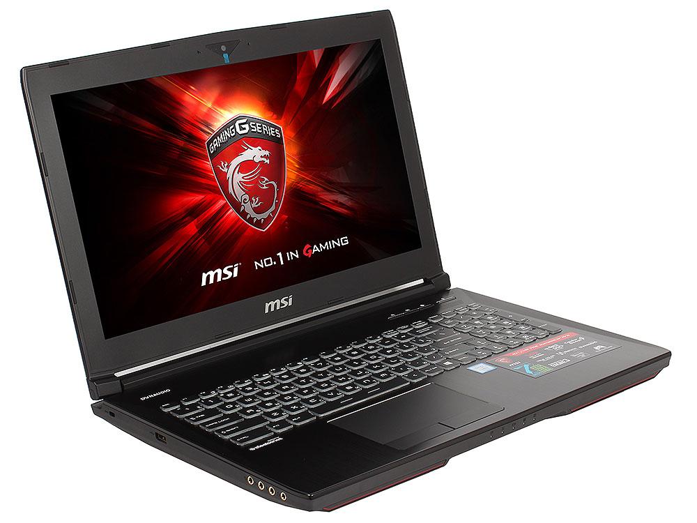 GT62VR 7RE(Dominator Pro 4K)-261RU игровой ноутбук msi gt62vr 7re dominator pro 9s7 16l231 427
