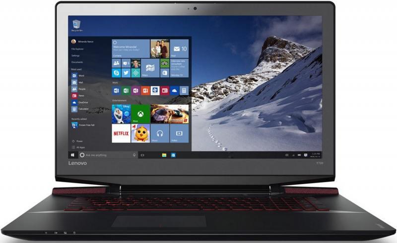 Ноутбук Lenovo IdeaPad Y700-15ISK (80NV0115RK) i5-6300HQ (2.3) / 6Gb / 1000Gb / 15.6 FHD IPS / GeForce 960M 4Gb / Win 10 / Black new laptop keyboard for lenovo 15 y700 15 isk y700 15isk y700 15 us layout