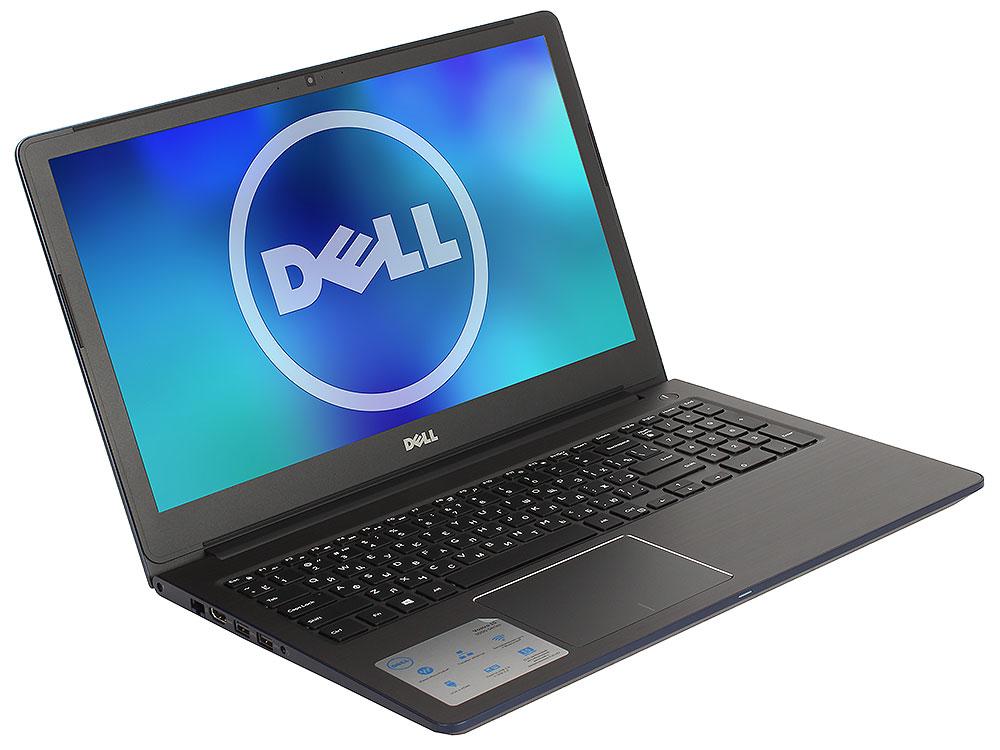 Ноутбук DELL Vostro 5568 15.6 1920x1080 Intel Core i5-7200U SSD 256 8Gb Intel HD Graphics 620 синий i5-7200U(2.5) / 8Gb / 256Gb SSD / 15.6 TN / HD G ноутбук dell vostro 5568 15 6 intel core i5 7200u 2 5ггц 8гб 256гб ssd intel hd graphics 620 windows 10 home темно синий [5568 9975]