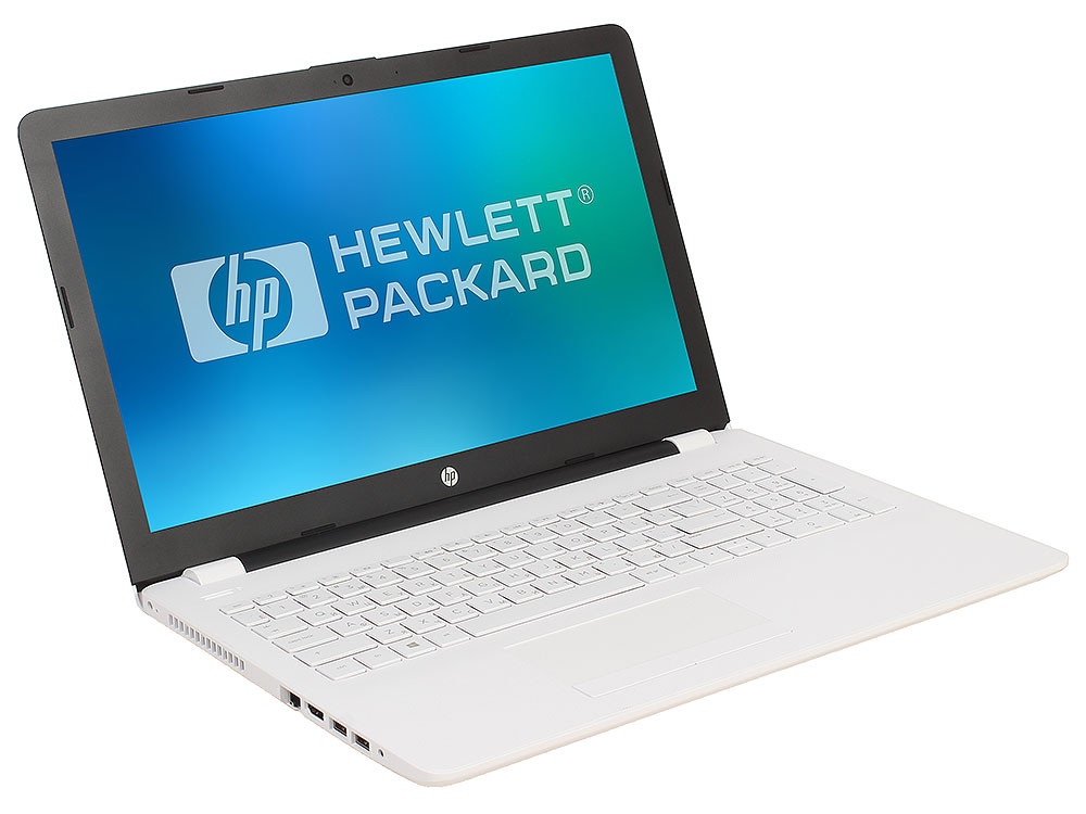 Ноутбук HP 15-bw030ur (2BT51EA) AMD E2-9000 (1.8)/4Gb/500Gb/15.6HD/Int:AMD Radeon R2/No ODD/Win10 (Snow White)