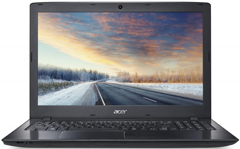 Ноутбук Acer TravelMate TMP259-G2-M-362J (NX.VEPER.010) i3-7100U (2.4) / 2Gb / 500Gb / 15.6 HD / HD Graphics 620 / Win 10 / Black ноутбук трансформер acer sw1 011 17tw atom x5 z8300 1 44ghz 10 1 2gb 500gb emmc 32gb hd graphics w10home nt lcter 001