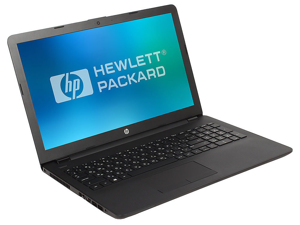 Ноутбук HP 15-bw015ur (1ZK04EA) AMD A10-9620P (2.4)/6Gb/256Gb SSD/15.6FHD/AMD 530 2GB/No ODD/Win10 (Jet Black) ноутбук lenovo ideapad 320 15abr amd a10 9620p 6gb 1tb amd r530m 2gb 15 6 fullhd win10 grey