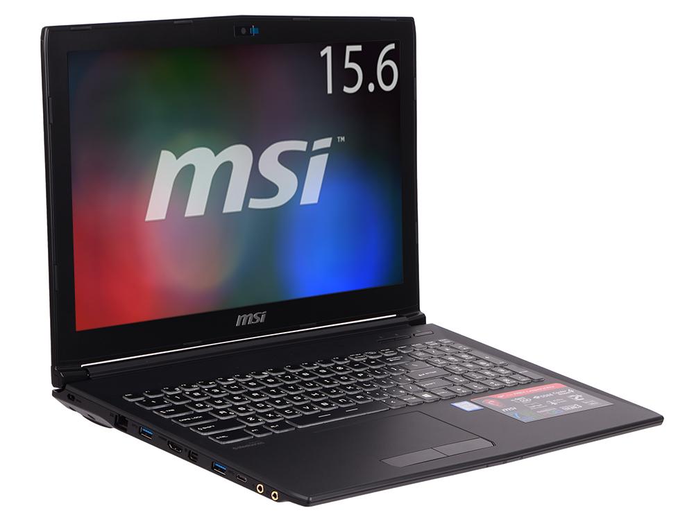 GP62M 7REX(Leopard Pro)-1281RU ноутбук msi gp 62 m 7rex 1281 ru