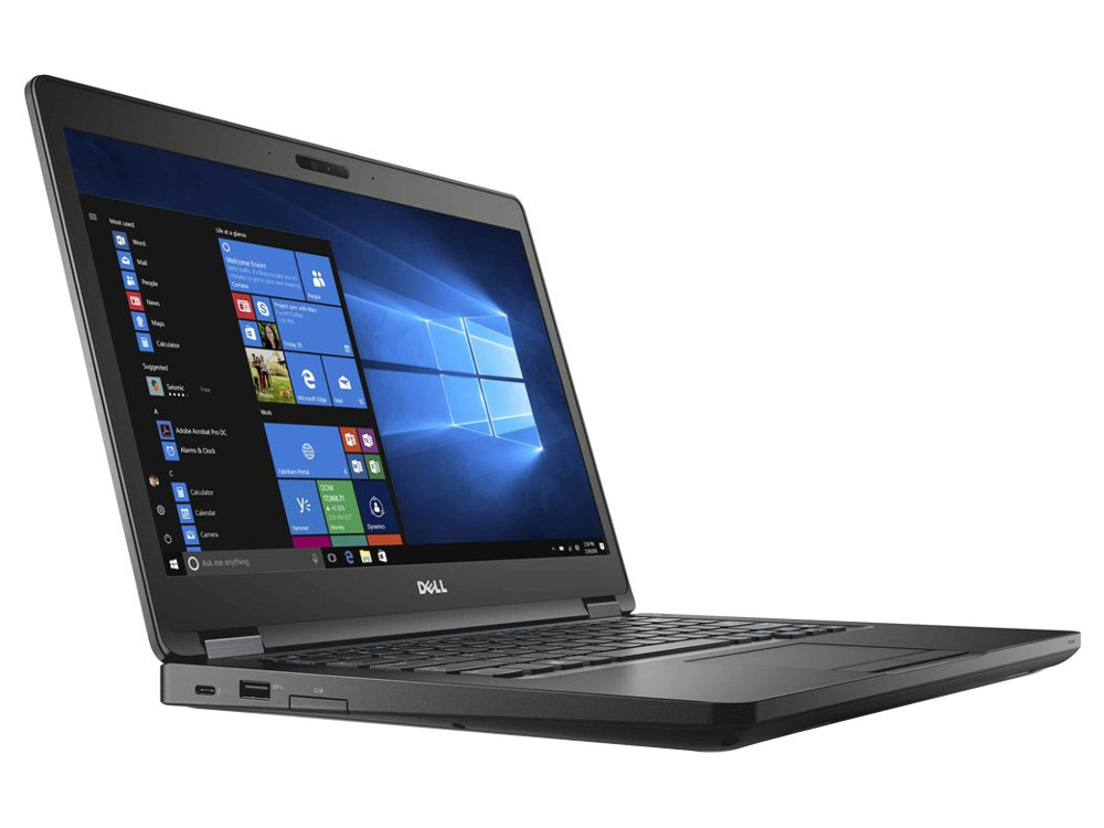 Ноутбук DELL Latitude 5480 (5480-9156) i5-7200U (2.5) / 4Gb / 500Gb / 14 HD TN / HD Graphics 620 / Linux / Black ноутбук dell latitude 5480 14 intel core i5 7200u 2 5ггц 4гб 500гб intel hd graphics 620 linux черный [5480 9156]