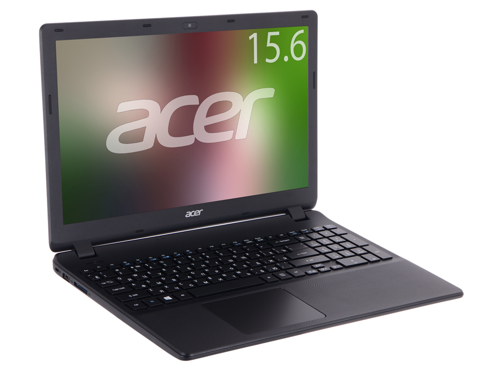 Ноутбук Acer Extensa EX2519-C08K (NX.EFAER.050) Celeron N3060/2GB/500GB/15.6 1366x768/Int:Intel HD 400/DVD-SM/WiFi/BT/Cam/Linux Black