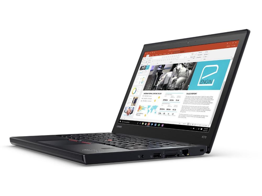 Ноутбук Lenovo ThinkPad X270 (20HN005WRT) Core i5-7200U(2.5)/8Gb/1TB/12.5 1920x1080/Int: Intel HD620/noODD/Win10 Pro Black ноутбук lenovo thinkpad 13 13 3 1920x1080 intel core i5 7200u 20j1003trt