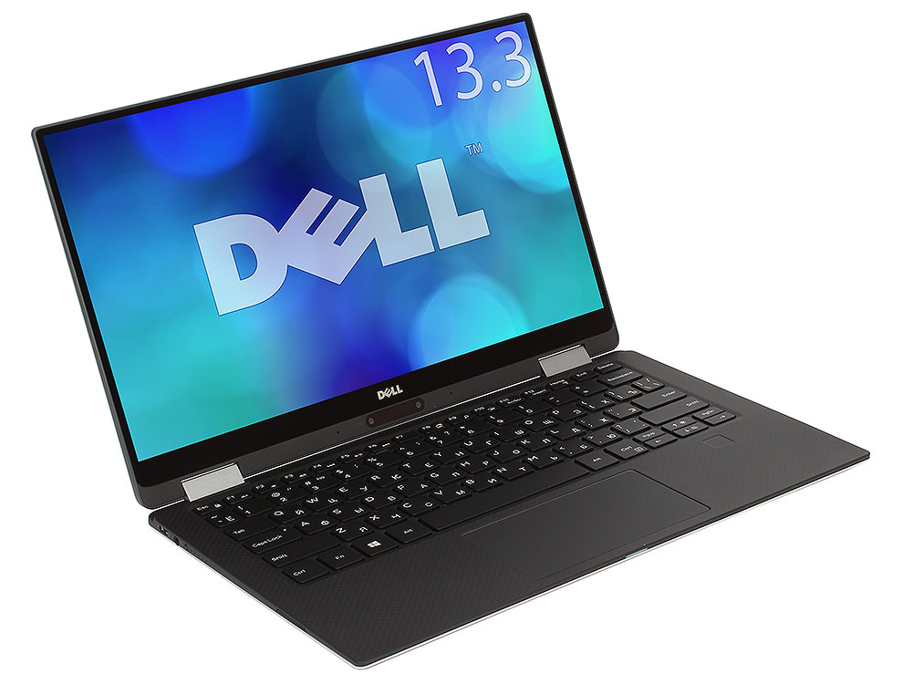 Ноутбук Dell XPS 13 (9365-4429) i5-7Y54 (1.2)/8Gb/256Gb SSD/13.3 QHD+ (3200x1800) IPS Touch/Int:Intel HD 615/DVD нет/BT/Win10 Silver free shipping 13 3 for dell xps 13 9350 assembly qhd lcd screen wih touch digitizer 3200 1800
