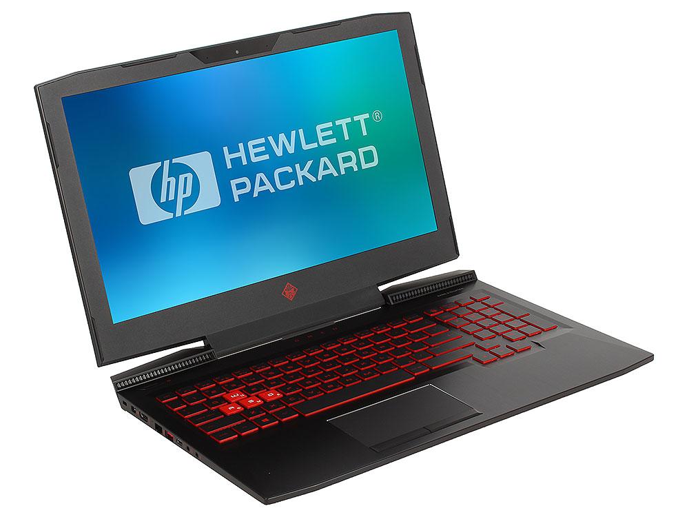 Ноутбук HP Omen 15-ce014ur (2CL97EA) i5-7300HQ (2.5)/8Gb/1Tb+128Gb SSD/15.6 FHD AG/NV GTX 1050 2GB/DOS (Shadow black) ноутбук hp omen 15 ce022ur 2fp26ea core i5 7300hq 8gb 1tb 128gb ssd nv gtx1060 6gb 15 6 fullhd win10 black
