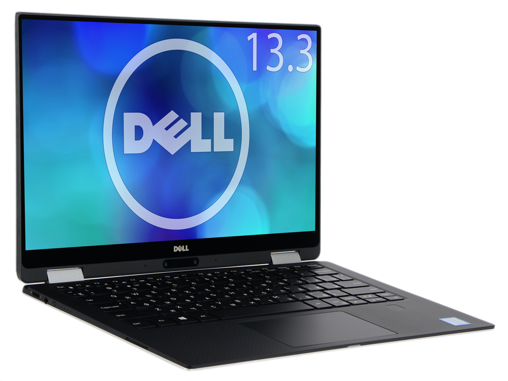 Ультрабук Dell XPS 13 (9365-0932)  i5-7Y54 (1.2) / 8Gb / 256Gb SSD / 13.3 FHD IPS Touch / HD Graphics / Win 10 / Silver