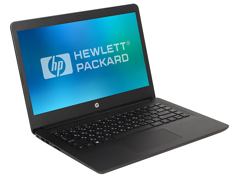 Ноутбук HP 14-bp013ur (1ZJ49EA) i7-7500U(2.7)/6Gb/1TB/14.0 FHD IPS/AMD 530 2GB/no ODD/Cam/Win10 (Jet Black) игровой ноутбук hp 14 bp011ur i5 7200u 2500mhz 6gb 1tb 14 0 fhd ips amd 530 2gb no odd cam win10