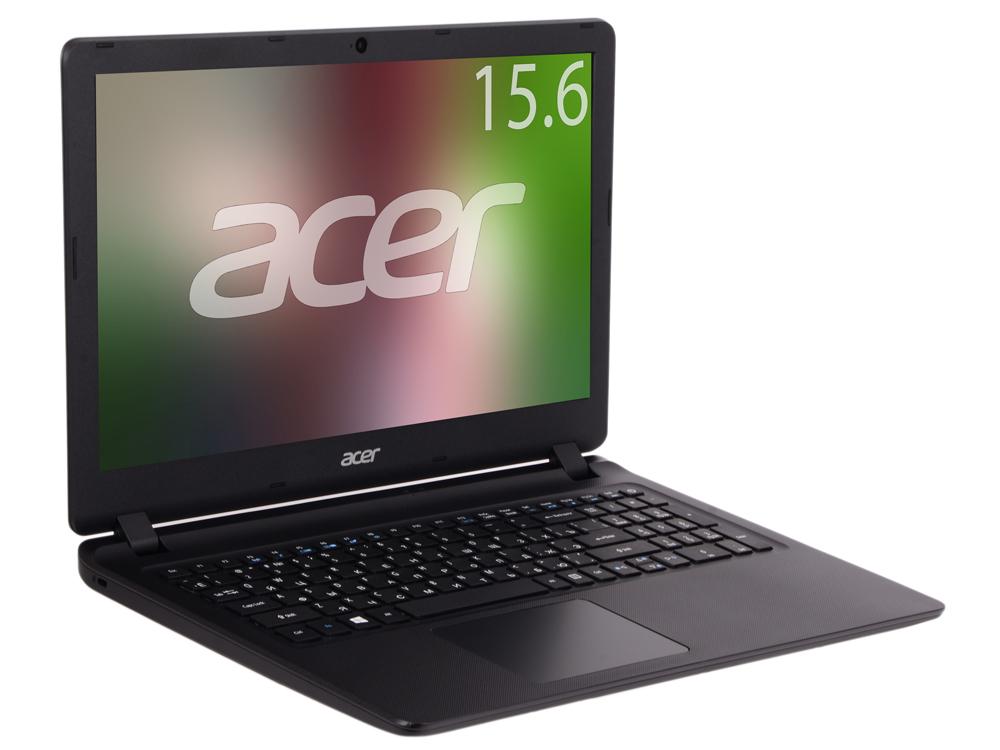 Ноутбук Acer Extensa EX2540-34YR (NX.EFHER.009) i3 6006U/4GB/500GB/15.6 1366x768/intel 520/WiFi/BT/Cam/Win10 Black ноутбук acer extensa ex2540 51wg nx efger 007