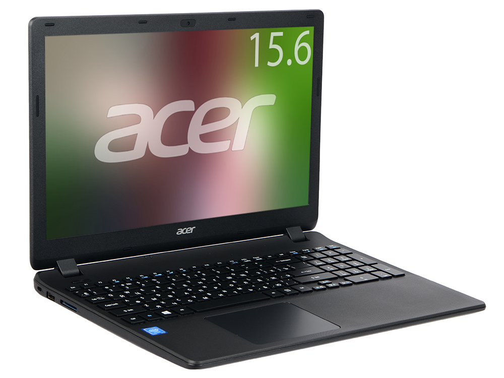 Ноутбук Acer Extensa EX2519-C5MB (NX.EFAER.056) Celeron N3060/2GB/500GB/15.6 1366x768/Int:Intel HD 400/DVD нет/WiFi/BT/Cam/Win10 Black ноутбук acer extensa ex2519 c9wu celeron n3060 2gb 500gb intel hd graphics 400 15 6 hd 1366x768 windows 10 64 black wifi bt cam 3500mah