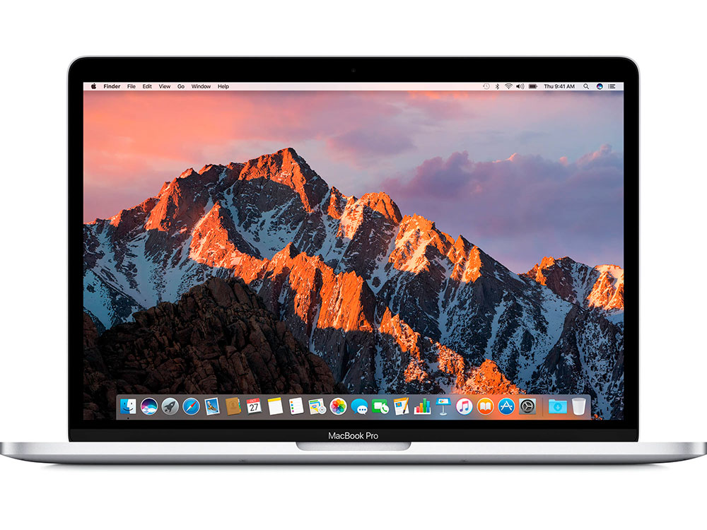 Фото Ноутбук Apple MacBook Pro 13 (MPXY2RU/A) Retina D-C IC i5 3.1GHz/Touch Bar/8GB/512GB PCIe-based SSD/Int Iris Plus Graphics 650 Silver ноутбук apple macbook pro 13 mpxt2ru a retina dc ic i5 2 3ghz 8gb 256gb ssd int iris plus graphics 640 force touch trackpad space grey