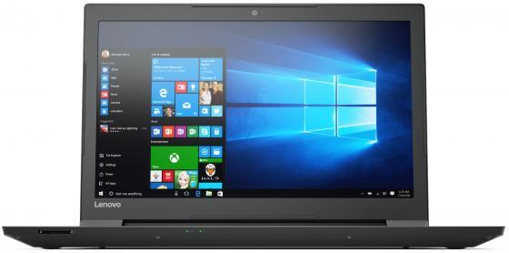 Ноутбук Lenovo V310-15IS (80SY02RMRK) i3-6006U (2.0)/4GB/500GB/15.6 1366x768/Int:Intel HD 520/DVD-SM/Win10 Black ноутбук lenovo ideapad 100 15ibd i3 5005u 2 0 4gb 500gb 15 6hd gl nv 920m 1gb dvd sm win10 80qq0010rk black