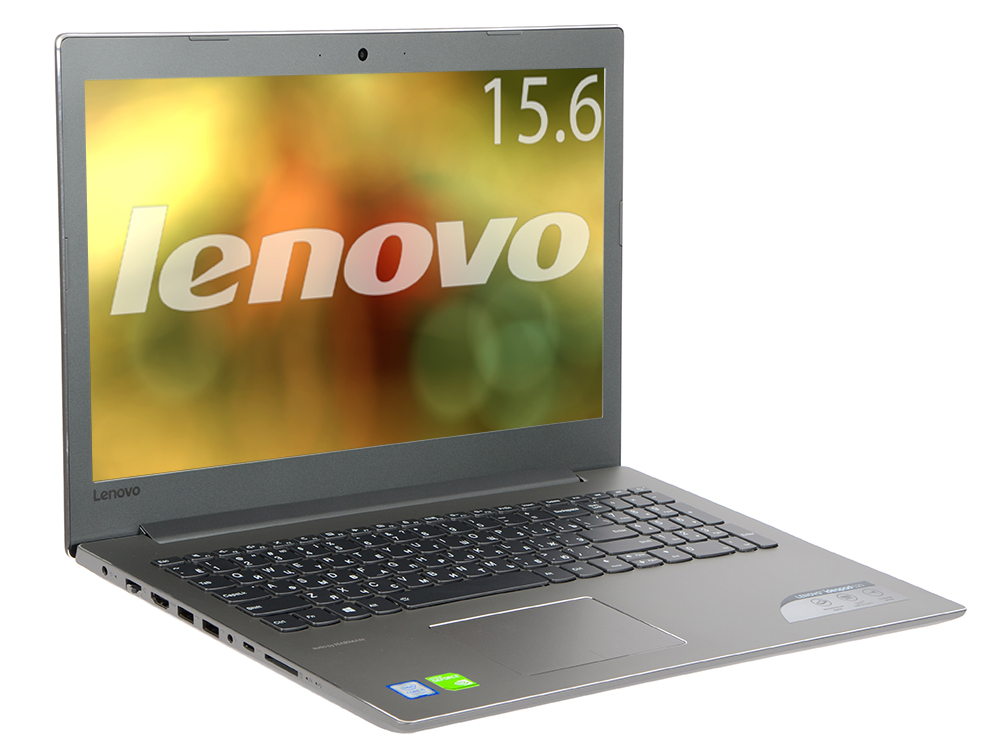 Ноутбук Lenovo IdeaPad 520-15IKB (80YL001URK) i5-7200U (2.5)/8GB/1TB/15.6 1920x1080/NV GF 940MX 2GB/DVD-RW/Win10 (Grey)