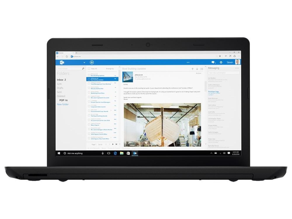 Ноутбук Lenovo ThinkPad Edge 570 (20H500C5RT) i5-7200U (2.5)/4Gb/500Gb/15.6 1366x768/Intel HD 620/DVD-SM/WiFi/BT/DOS/Black ноутбук lenovo thinkpad edge 570 core i3 6006u 4gb 500gb dvd rw intel hd graphics 520 15 6 hd 1366x768 free dos black silver wifi bt cam