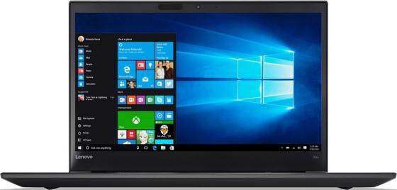 Ноутбук Lenovo ThinkPad P51s (20HB000SRT) i7-7600U (2.8) / 16Gb / 1024Gb SSD / 15.6 UHD IPS / Quadro M520M 2Gb / Win 10 Pro / Black thinkpad черный s5 000 игровой ноутбук