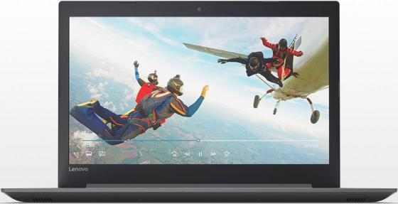 Ноутбук Lenovo IdeaPad 320-17IKB (80XM000WRK) i5-7200U (2.5) / 8Gb / 1000Gb / 17.3 HD+ TN /  GeForce GT 920MX 2Gb / Win 10 / Grey asus x751sv ty010t [90nb0br1 m00180] black 17 3 hd pen n3710 8gb 1000gb dvdrw gf920mx 1gb w10