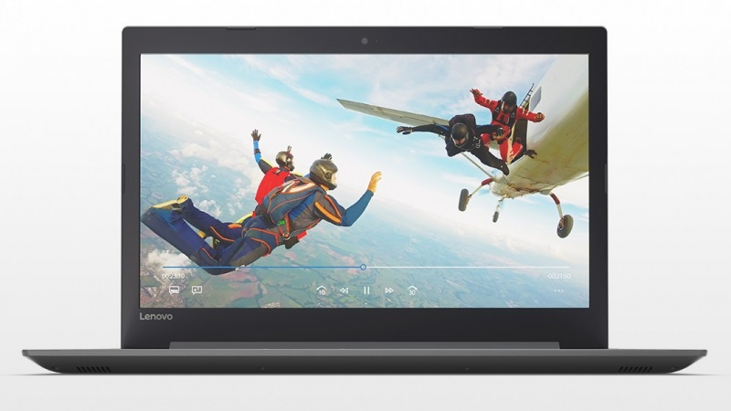 Ноутбук Lenovo IdeaPad 320-17IKB (80XM0012RK) i5-7200U (2.5) / 8Gb / 1000Gb / 17.3 FHD IPS / GeForce GT 940MX 4Gb / Win 10 / Grey ноутбук lenovo ideapad 320 15ikbn 15 6 intel core i3 7100u 2 4ггц 8гб 1000гб nvidia geforce 940mx 2048 мб windows 10 черный [80xl02xdrk]