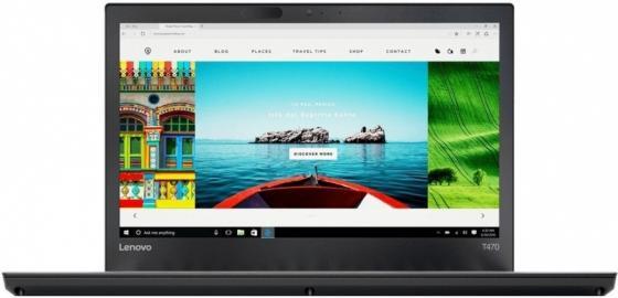 Ноутбук Lenovo ThinkPad T470 (20HD005SRT) i5-7200U (2.5) / 8Gb / 1000Gb / 14 FHD IPS / HD Graphics 620 / Win 10 Pro / Black сандалии salina