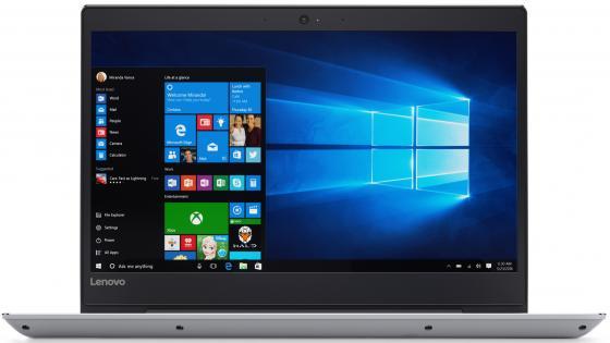 Ноутбук Lenovo IdeaPad 520S-14IKB (80X2000XRK) i7-7500U (2.7) / 8Gb / 512Gb SSD / 14 FHD IPS / GeForce GT 940MX 2Gb / Win 10 / Grey ноутбук lenovo ideapad 520 15ikb core i7 7500u 2 7ghz 15 6 12gb 1tb ssd128 geforce gt 940mx w10h64 80yl001rrk