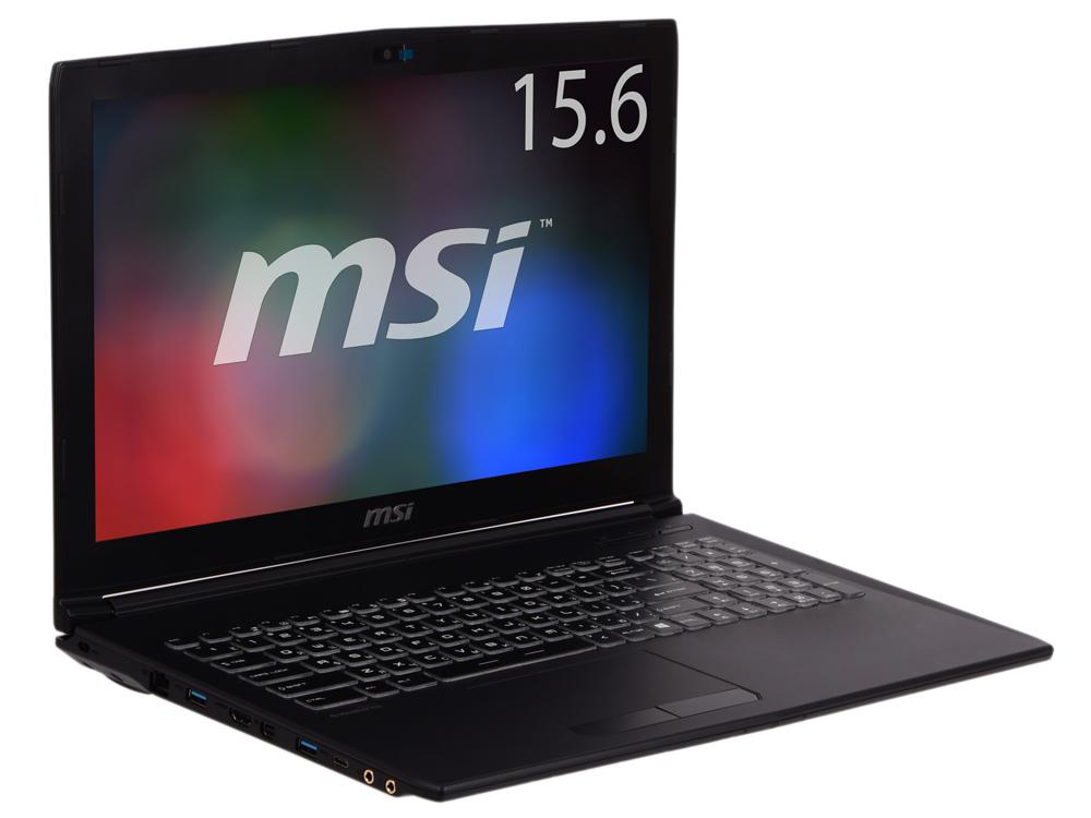 GP62M 7RDX(Leopard)-1658RU ноутбук игровой msi gp62m 7rdx 1658ru leopard