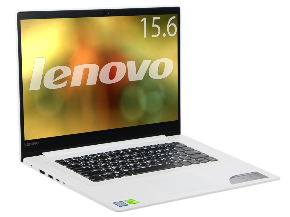 Ноутбук Lenovo IdeaPad 320S-15IKB (80X5000ERK) i5-7200U (2.5) / 4Gb / 1Tb / 15.6 FHD IPS / GeForce 940MX 2Gb / Win 10 / White ноутбук lenovo ideapad 520 15ikb 80yl001urk i5 7200u 2 5 8gb 1tb 15 6 1920x1080 nv gf 940mx 2gb dvd rw win10 grey