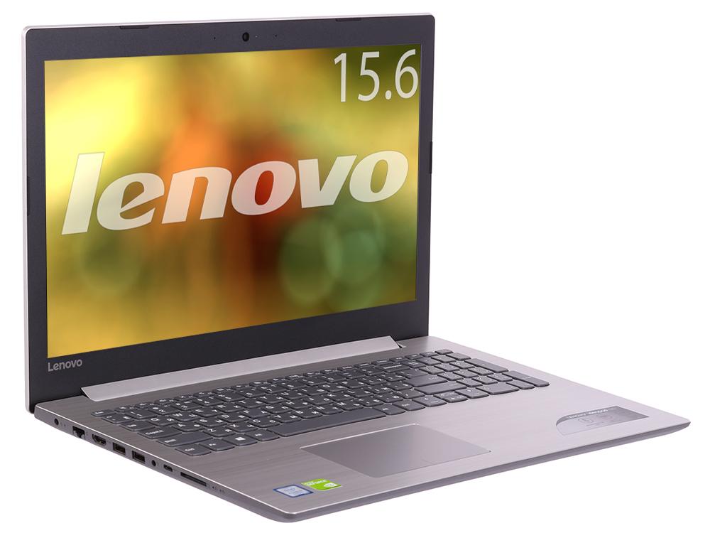 Ноутбук Lenovo IdeaPad 320-15IKB (80XL01GFRK) i3-7100U (2.4)/4GB/1TB/15.6 1920x1080 AG/NV 940MX 2GB/Cam HD/BT/DVD нет/Win 10 Silver gigabyte brix gb bki3ha 7100