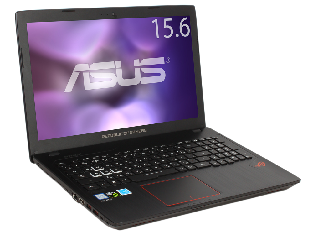 GL553VE-FY037T ноутбук asus gl553ve fy033 90nb0dx3 m07260