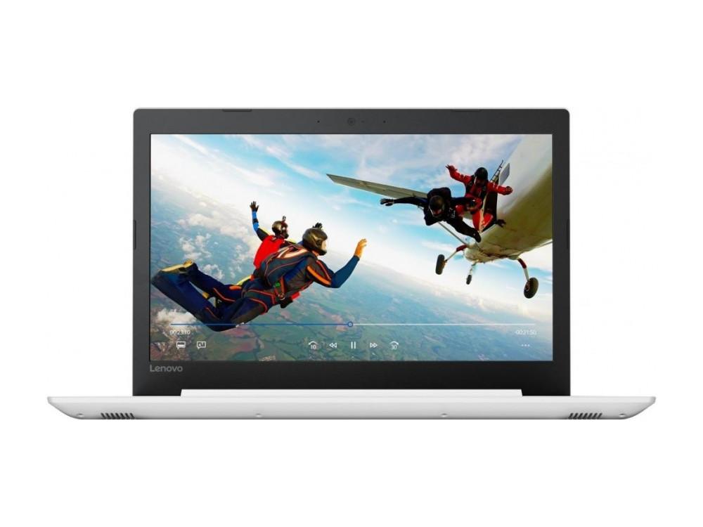 Ноутбук Lenovo IdeaPad 320-15IAP (80XR002JRK) Pentium N4200 (1.1)/4GB/500GB/15.6 FHD AG/AMD Radeon 520 2GB/noODD/Cam HD/BT/Win10 (White) ноутбук lenovo ideapad 320 15iap 15 6 intel pentium n4200 1 1ггц 4гб 1000гб amd radeon r520m 2048 мб windows 10 80xr00wnrk черный