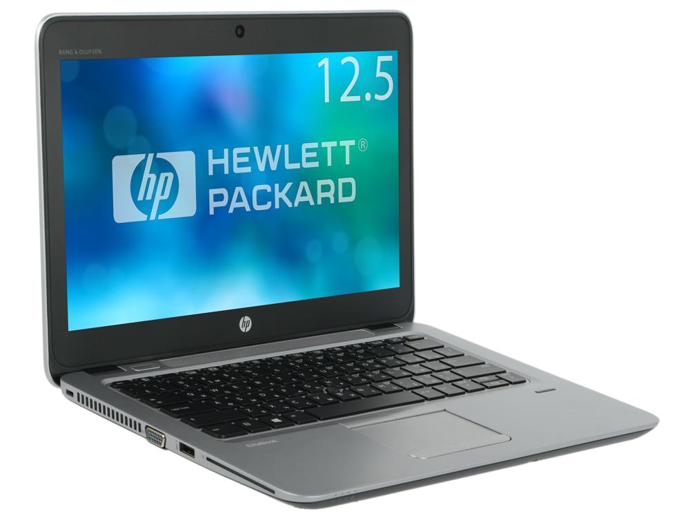 Ноутбук HP EliteBook 820 G4 (Z2V73EA) i7-7500U (2.7) / 8Gb / 256Gb SSD / 12.5 FHD / Intel HD 620 / Win 10 pro/ Silver ноутбук hp elitebook 820 g4 12 5 1920x1080 intel core i7 7500u ssd 256 8gb intel hd graphics 620 серебристый windows 10 professional z2v73ea