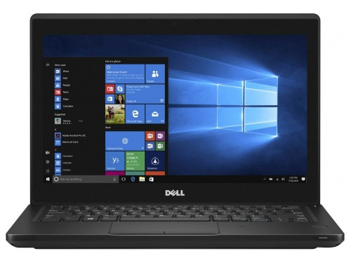 Ноутбук DELL Latitude 5280 (5280-9583) i5-7200U (2.5) / 4Gb / 256Gb SSD / 12.5 FHD / HD Graphics 620 / Win 10 Pro / Black dell inspiron 5567 [5567 1981] black 15 6 fhd i5 7200u 8gb 256gb ssd r7 m445 4gb dvdrw w10