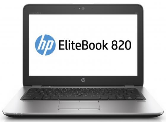 Фото Ноутбук HP EliteBook 820 G4 Z2V82EA i5-7200U (2.5)/8GB/256GB SSD/12 HD/Intel HD 620/noDVD/Win10Pro Silver ноутбук hp elitebook 820 g4 12 5 1920x1080 intel core i5 7200u